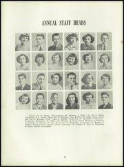 Page 16, 1951 Edition, Campbell Memorial High School - Reveler Yearbook (Campbell, OH) online yearbook collection