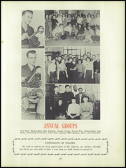 Page 17, 1951 Edition, Campbell Memorial High School - Reveler Yearbook (Campbell, OH) online yearbook collection