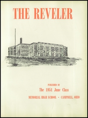 Page 5, 1951 Edition, Campbell Memorial High School - Reveler Yearbook (Campbell, OH) online yearbook collection