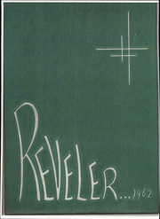Page 1, 1962 Edition, Campbell Memorial High School - Reveler Yearbook (Campbell, OH) online yearbook collection