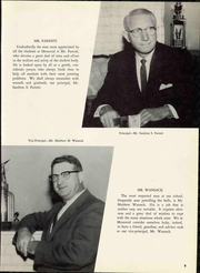 Page 13, 1962 Edition, Campbell Memorial High School - Reveler Yearbook (Campbell, OH) online yearbook collection