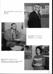Page 16, 1964 Edition, Campbell Memorial High School - Reveler Yearbook (Campbell, OH) online yearbook collection