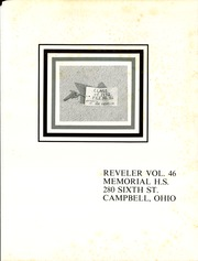 Page 5, 1978 Edition, Campbell Memorial High School - Reveler Yearbook (Campbell, OH) online yearbook collection