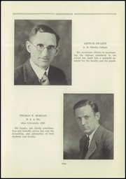 Page 13, 1929 Edition, New Lexington High School - Lexingtonian Yearbook (New Lexington, OH) online yearbook collection