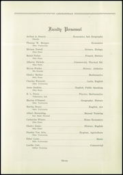 Page 15, 1929 Edition, New Lexington High School - Lexingtonian Yearbook (New Lexington, OH) online yearbook collection