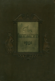 New Lexington High School - Lexingtonian Yearbook (New Lexington, OH) online yearbook collection, 1931 Edition, Page 1