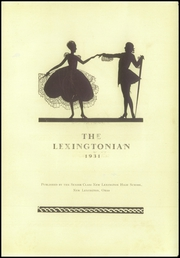 Page 7, 1931 Edition, New Lexington High School - Lexingtonian Yearbook (New Lexington, OH) online yearbook collection