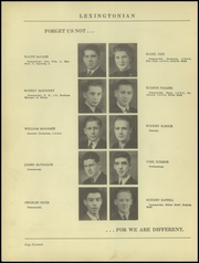 Page 18, 1939 Edition, New Lexington High School - Lexingtonian Yearbook (New Lexington, OH) online yearbook collection