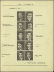 Page 19, 1939 Edition, New Lexington High School - Lexingtonian Yearbook (New Lexington, OH) online yearbook collection