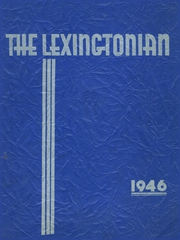 Page 1, 1946 Edition, New Lexington High School - Lexingtonian Yearbook (New Lexington, OH) online yearbook collection