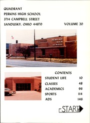 Page 5, 1980 Edition, Perkins High School - Quadrant Yearbook (Sandusky, OH) online yearbook collection