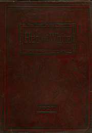 Page 1, 1927 Edition, Orrville High School - Red and White Yearbook (Orrville, OH) online yearbook collection