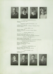 Page 12, 1927 Edition, Orrville High School - Red and White Yearbook (Orrville, OH) online yearbook collection