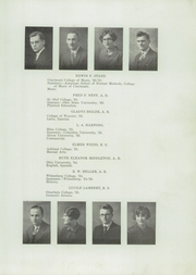 Page 13, 1927 Edition, Orrville High School - Red and White Yearbook (Orrville, OH) online yearbook collection