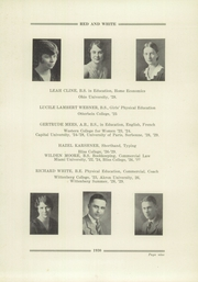 Page 11, 1930 Edition, Orrville High School - Red and White Yearbook (Orrville, OH) online yearbook collection