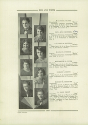 Page 16, 1930 Edition, Orrville High School - Red and White Yearbook (Orrville, OH) online yearbook collection