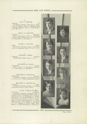 Page 17, 1930 Edition, Orrville High School - Red and White Yearbook (Orrville, OH) online yearbook collection