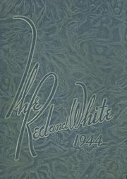 Page 1, 1944 Edition, Orrville High School - Red and White Yearbook (Orrville, OH) online yearbook collection