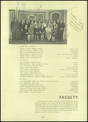 Page 17, 1944 Edition, Orrville High School - Red and White Yearbook (Orrville, OH) online yearbook collection