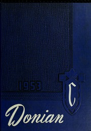 1953 Edition, River Valley High School - Shield Yearbook (Marion, OH)