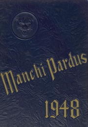Page 1, 1948 Edition, Manchi Pardus High School - Manchi Pardus Yearbook (Manchester, OH) online yearbook collection