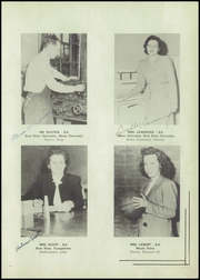 Page 11, 1948 Edition, Manchi Pardus High School - Manchi Pardus Yearbook (Manchester, OH) online yearbook collection