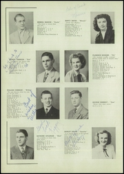Page 16, 1948 Edition, Manchi Pardus High School - Manchi Pardus Yearbook (Manchester, OH) online yearbook collection