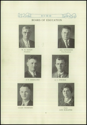Page 10, 1932 Edition, Brookfield High School - Echo Yearbook (Brookfield, OH) online yearbook collection