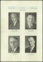 Page 12, 1932 Edition, Brookfield High School - Echo Yearbook (Brookfield, OH) online yearbook collection