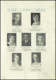 Page 13, 1932 Edition, Brookfield High School - Echo Yearbook (Brookfield, OH) online yearbook collection
