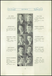 Page 17, 1932 Edition, Brookfield High School - Echo Yearbook (Brookfield, OH) online yearbook collection