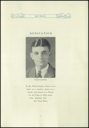 Page 9, 1932 Edition, Brookfield High School - Echo Yearbook (Brookfield, OH) online yearbook collection