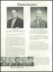Page 12, 1957 Edition, Brookfield High School - Echo Yearbook (Brookfield, OH) online yearbook collection