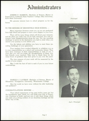 Page 13, 1957 Edition, Brookfield High School - Echo Yearbook (Brookfield, OH) online yearbook collection