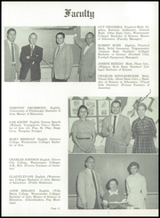 Page 15, 1957 Edition, Brookfield High School - Echo Yearbook (Brookfield, OH) online yearbook collection