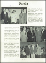 Page 16, 1957 Edition, Brookfield High School - Echo Yearbook (Brookfield, OH) online yearbook collection