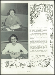 Page 8, 1957 Edition, Brookfield High School - Echo Yearbook (Brookfield, OH) online yearbook collection