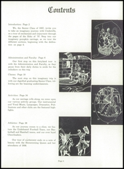 Page 9, 1957 Edition, Brookfield High School - Echo Yearbook (Brookfield, OH) online yearbook collection
