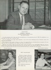 Page 12, 1958 Edition, Brookfield High School - Echo Yearbook (Brookfield, OH) online yearbook collection