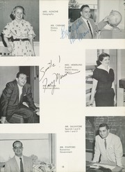Page 17, 1958 Edition, Brookfield High School - Echo Yearbook (Brookfield, OH) online yearbook collection