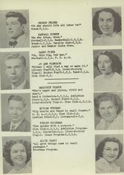 Page 17, 1949 Edition, Oak Harbor High School - Spyglass Yearbook (Oak Harbor, OH) online yearbook collection