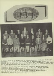 Page 9, 1949 Edition, Oak Harbor High School - Spyglass Yearbook (Oak Harbor, OH) online yearbook collection