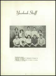 Page 10, 1953 Edition, Oak Harbor High School - Spyglass Yearbook (Oak Harbor, OH) online yearbook collection