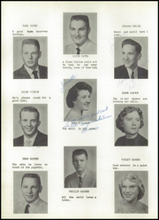 Page 12, 1959 Edition, Oak Harbor High School - Spyglass Yearbook (Oak Harbor, OH) online yearbook collection