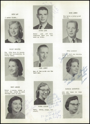 Page 14, 1959 Edition, Oak Harbor High School - Spyglass Yearbook (Oak Harbor, OH) online yearbook collection