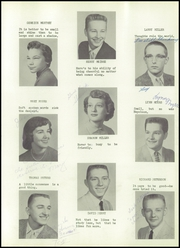 Page 15, 1959 Edition, Oak Harbor High School - Spyglass Yearbook (Oak Harbor, OH) online yearbook collection