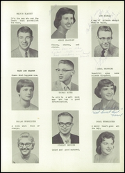 Page 9, 1959 Edition, Oak Harbor High School - Spyglass Yearbook (Oak Harbor, OH) online yearbook collection