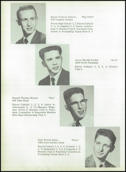 Page 14, 1958 Edition, Elyria District Catholic High School - Echo Yearbook (Elyria, OH) online yearbook collection
