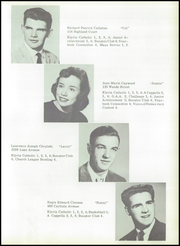 Page 17, 1958 Edition, Elyria District Catholic High School - Echo Yearbook (Elyria, OH) online yearbook collection