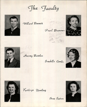 Page 11, 1949 Edition, Chesapeake High School - Panther Yearbook (Chesapeake, OH) online yearbook collection